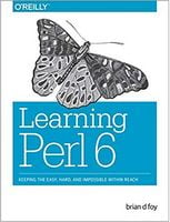 Learning Perl 6: Keeping the Easy, Hard, and Impossible Within Reach 1st Edition