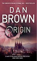 Origin. Dan Brown