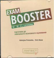Exam Booster B1-B2. Listening. Audio CD