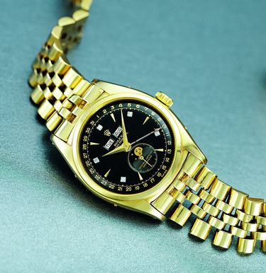 Gisbert+L.+Brunner%2C+Rolex%2C+The+Watch+Book%2C+English - фото 2