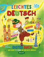 Leichtes Deutsсh. Посібник для малят 4-7 років, що вивчають німецьку. Федієнко. Школа.