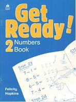 Підручник GET READY! 2 NUMBERS BOOK