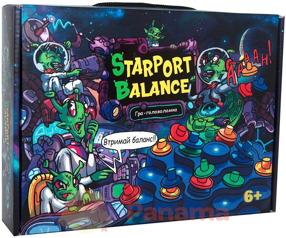 Настільна гра Starport balance