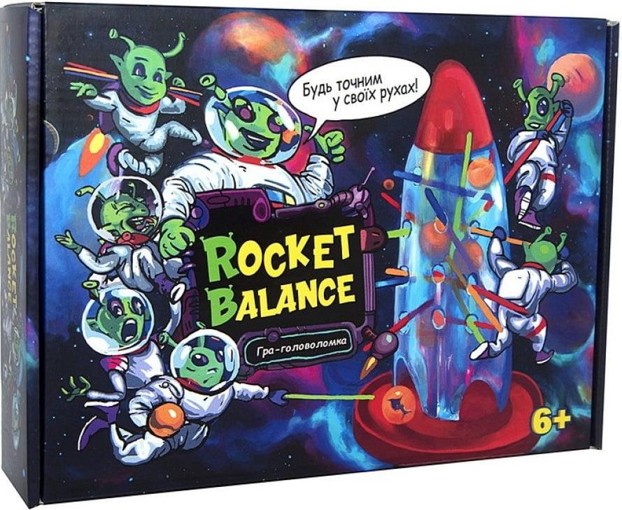 Настільна гра Rocket balance