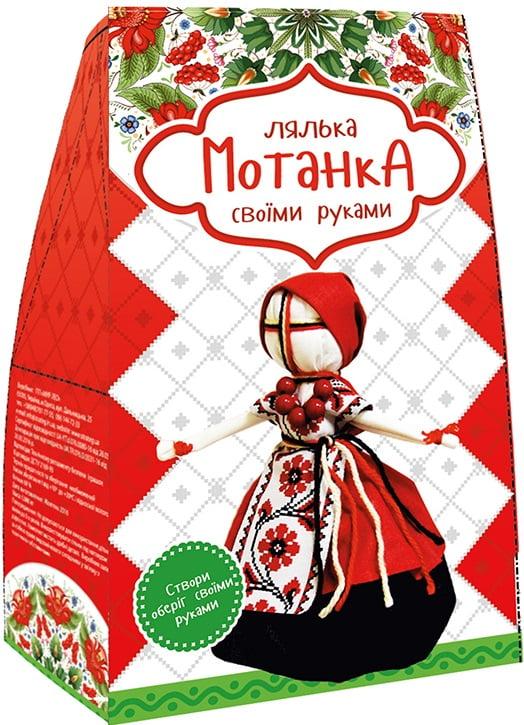 Набір для творчості Лялька-мотанка своїми руками (Берегиня)