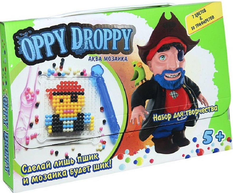 Набір для творчості Oppy Droppy (Пірат)