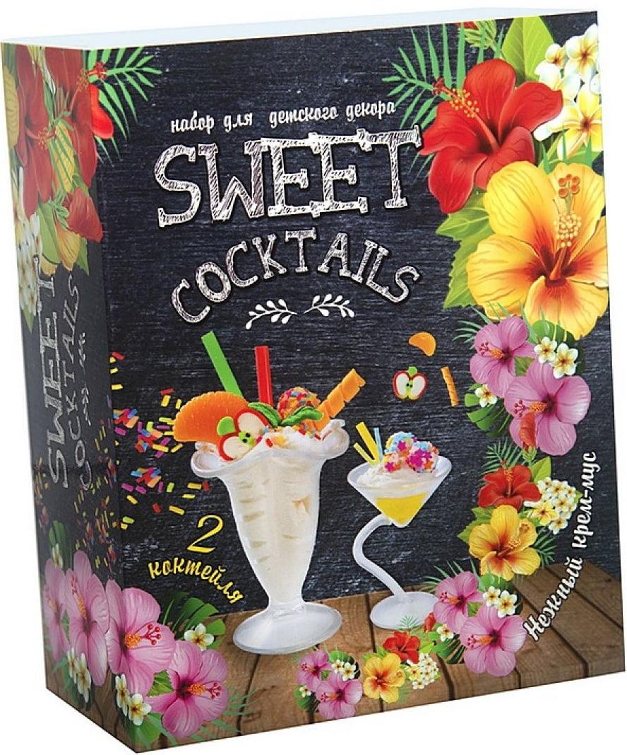 Набор для детского декора SWEET COCKTAILS (2 коктейля)
