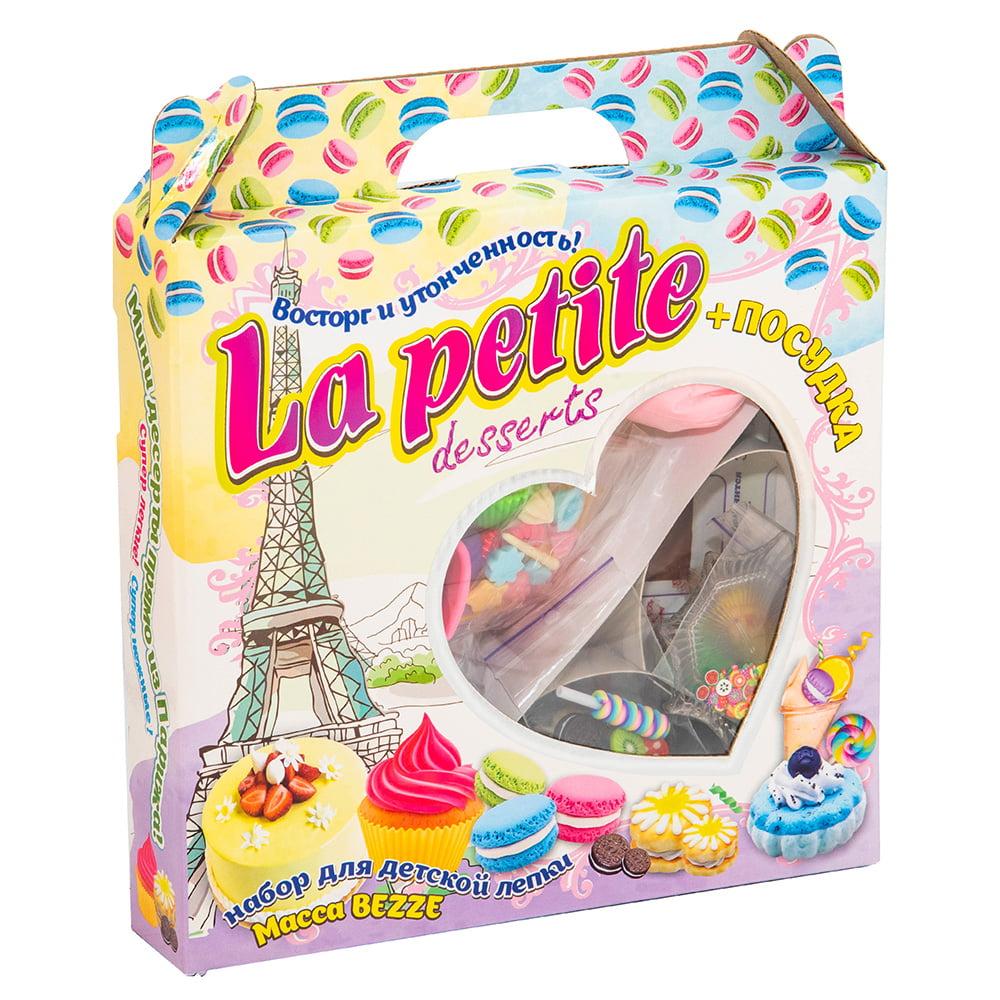 Набір для творчості La petite desserts (14 елементів)