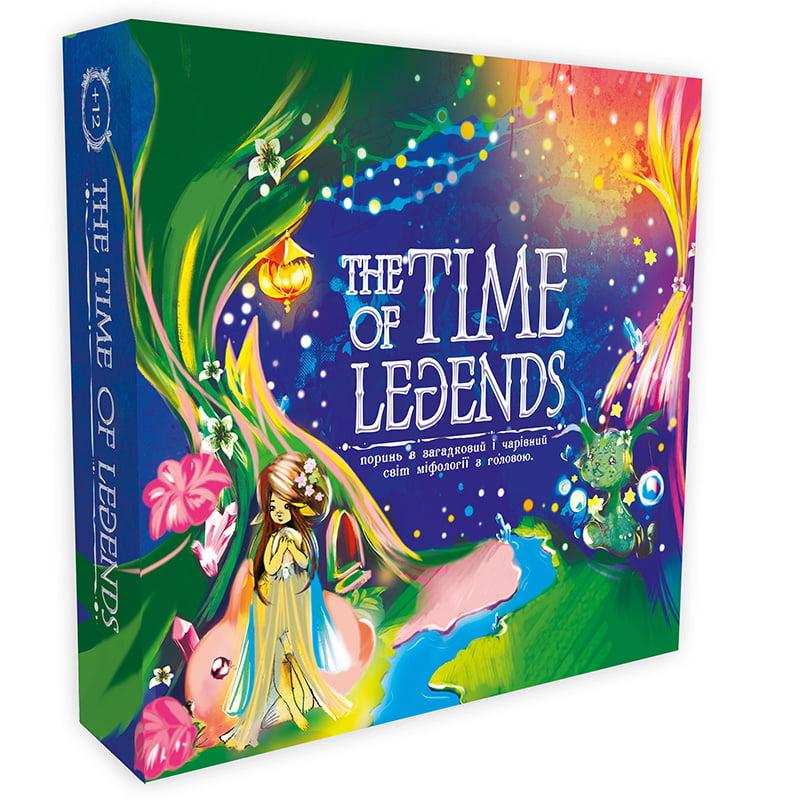 Настільна розважальна гра The time of legends