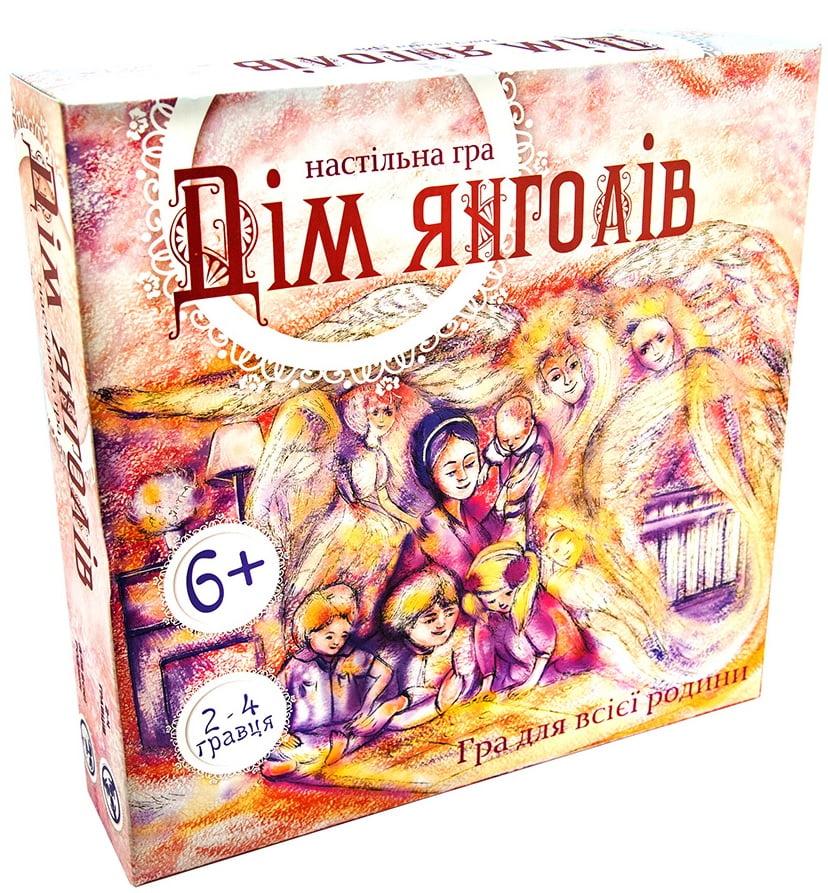 Настільна розважальна гра Дім янголів