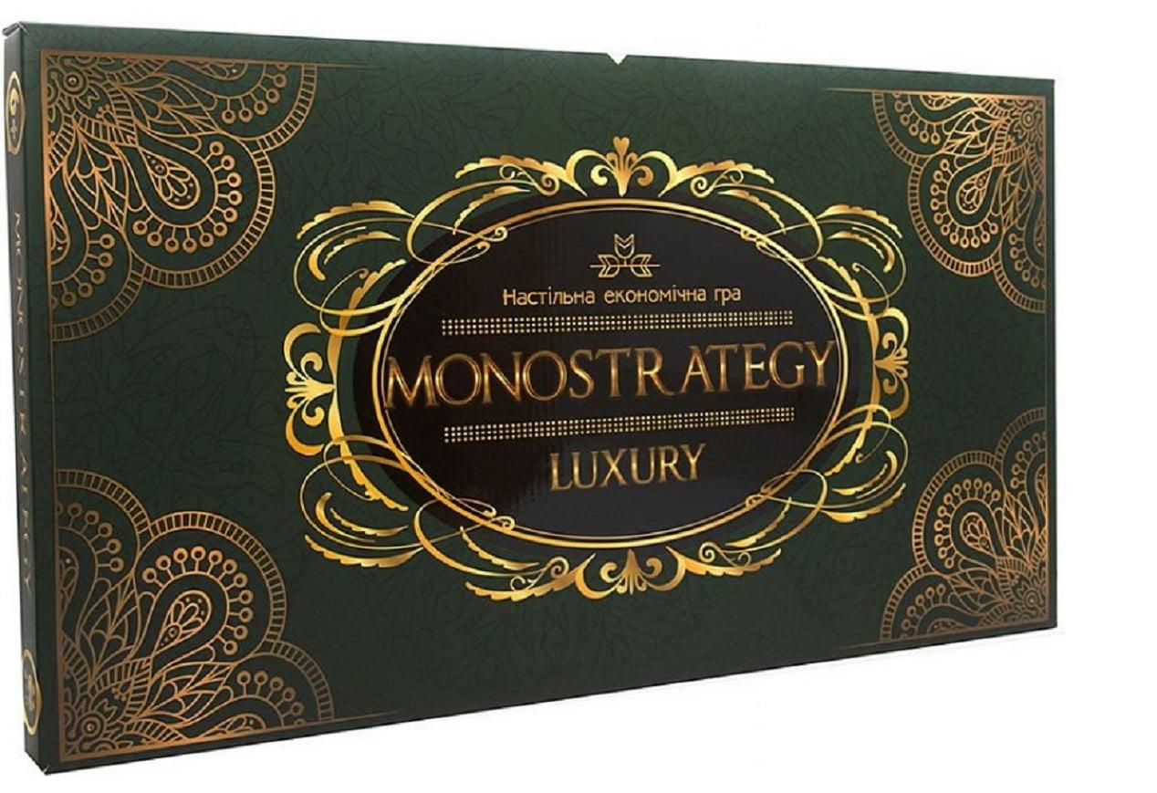 Настільна економічна гра Monostrategy (Lux)