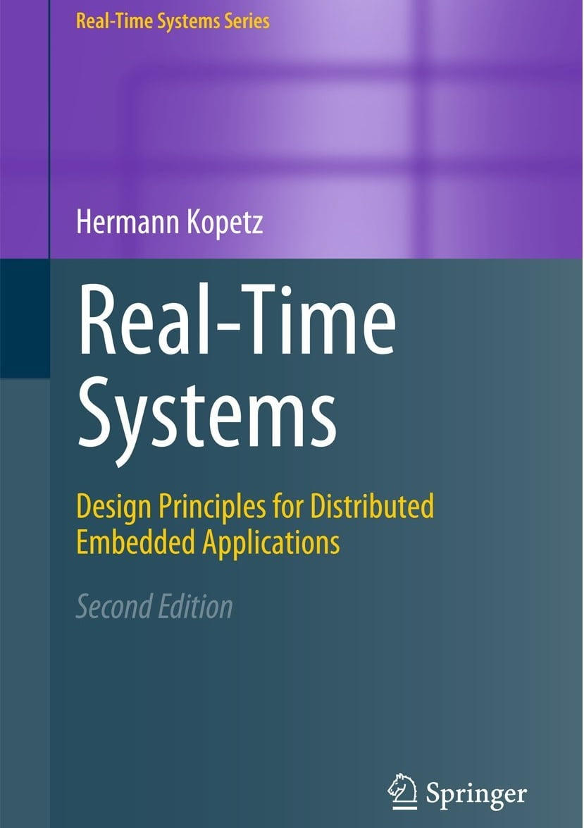 Real-Time+Systems%3A+Design+Principles+for+Distributed+Embedded+Applications+%282nd+edition%29 - фото 1