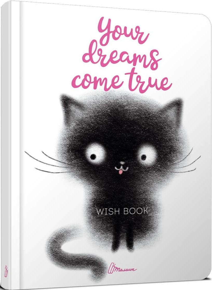 Your dreams come true Wish book 7