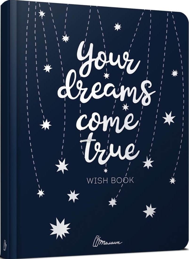 Your dreams come true Wish book 8