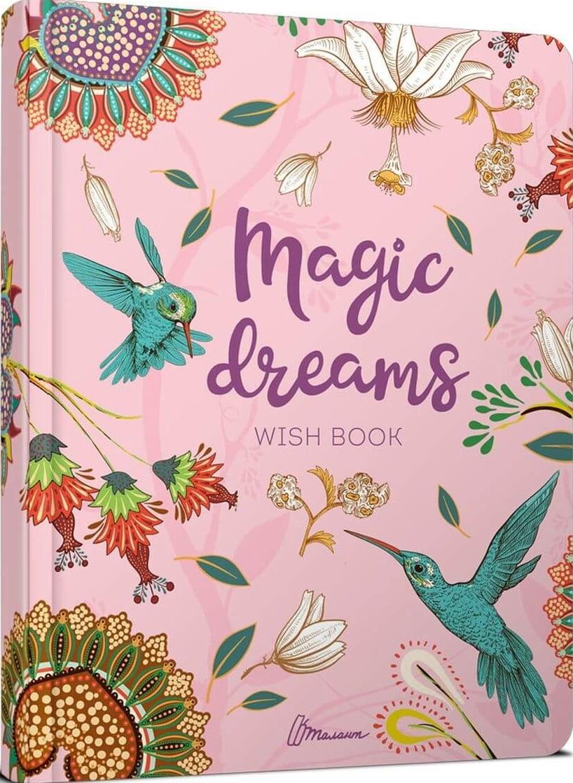 Magic dreams Wish book 3