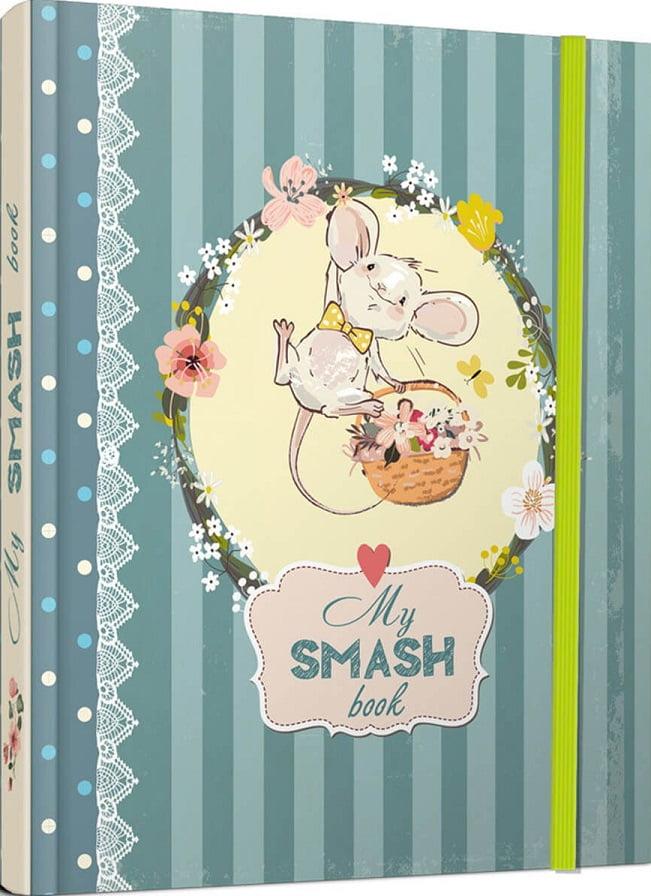 Smash book 07 (мишеня)