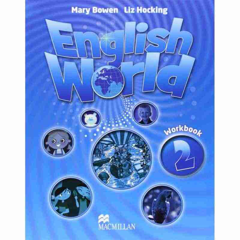 Робочий зошит Workbook English World 2 Mary Bowen and Liz Hocking Macmillan Publishers