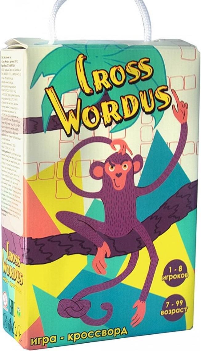 Игра настольная Cross Wordus