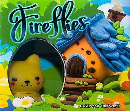 Набір для творчості  Fireflies   Кошеня