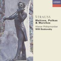 Strauss Waltzes, Polkas & Marches
