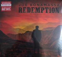 REDEMPTION (G/f) (180 GRAM DOUBLE LP ON RED VINYL)