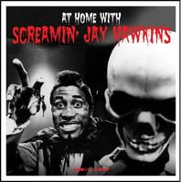 AT HOME WITH `SCREAMIN` JAY HAWKINS (1958) (180 GRAM VINYL)