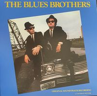 THE BLUES BROTHERS (1980) (Ltd. Ed.) (Transparent Blue Vinyl)