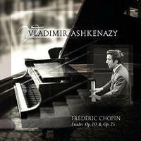 ETUDES Op.10 & Op.25 (Vladimir Ashkenazy) (LP)