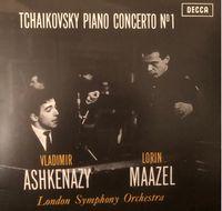 Piano Concertos No.1 (Vladimir Ashkenazy, London Symph. Orchestra, L.Maazel) (1963)