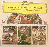 SCHEHERAZADE (Berliner Philharmoniker, Herbert von Karajan) (1967)