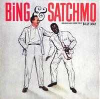 BING & SATCHMO (1960) (180 GRAM VINYL)  (LP)