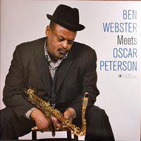 BEN WEBSTER meets OSCAR PETERSON (1959)  (180 gram Pure Virgin  Vinyl ) (G/f)