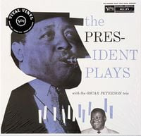 THE PRESIDENT PLAYS (1956)
