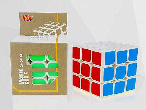 Кубик-рубика YJ8305 Magic Cube Danko Toys