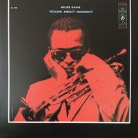ROUND ABOUT MIDNIGHT (1957) (LP)