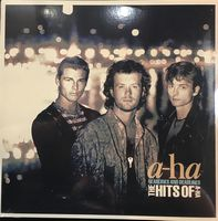 HEADLINES AND DEADLINES the hits of A-HA (1991) (LP)