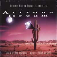 ARIZONA DREAM (Original Motion Picture Soundtrack) (1993) (LP)