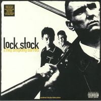 LOCK, STOCK & TWO SMOKING BARRELS (1998)  (2 LP)