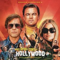 QUENTIN TARANTINO`S  ONCE UPON A TIME IN HOLLYWOOD (G/f) (2 LP)