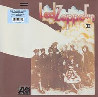 LED ZEPPELIN 2 (180 gr. vinyl) (G/f)