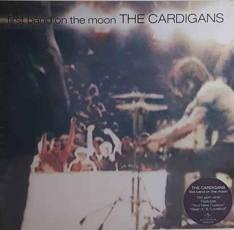 The Cardigans – First Band On The Moon (Vinyl)