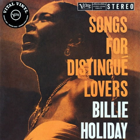 Billie Holiday – Songs For Distingue Lovers (Vinyl)