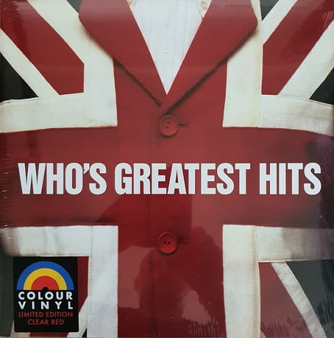 The Who – Who's Greatest Hits (Vinyl)