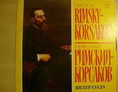 Nikolai Rimsky-Korsakov – Nikolai Rimsky Korsakov