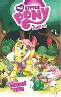 My Little Pony. Герої #4 Лісова Тиша