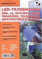 LED-Телевизоры, BBK, LG, Mystery, Haier, Panasonic, Telefunken. Диагностика и ремонт. Выпуск №149