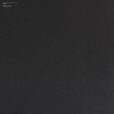 Aphex Twin – Computer Controlled Acoustic Instruments Pt2 (EP) (Vinyl)