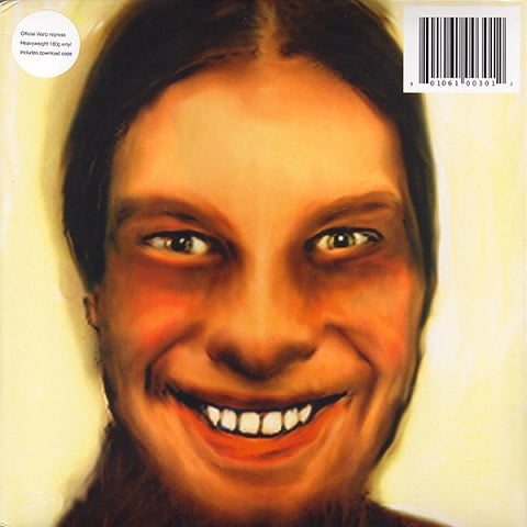 Aphex Twin – ...I Care Because You Do (Vinyl)