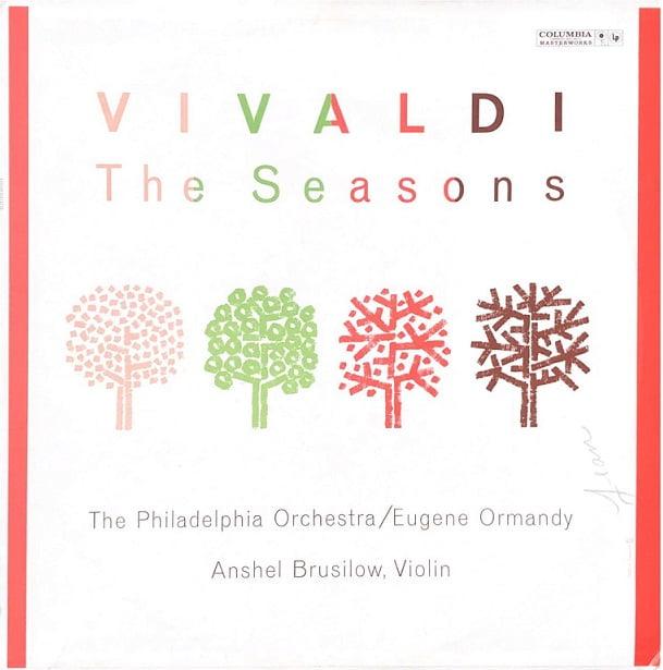 The Philadelphia Orchestra, Antonio Vivaldi – Antonio Vivaldi: The Seasons, Op. 8