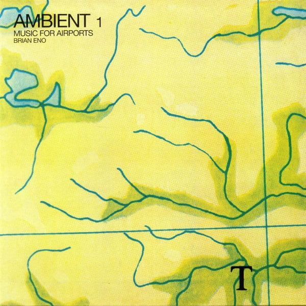 Brian Eno – Ambient 1 (Music For Airports) (Vinyl)
